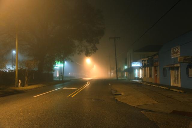 foggy night two