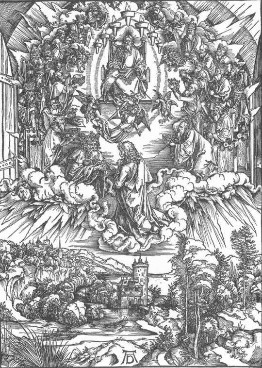 heavenly witnesses