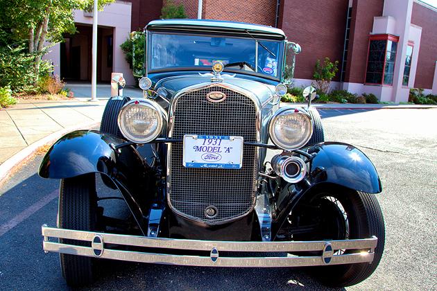 Olde Car Grille
