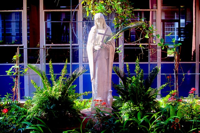 Statue of Mary Magdalen