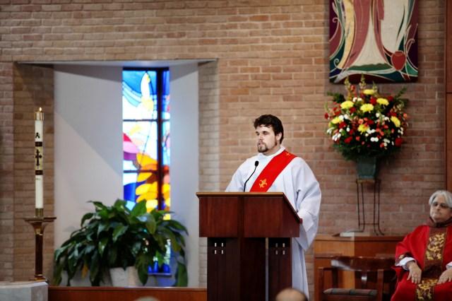 Travis Clark Preaches