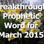 March-Prophetic-Word
