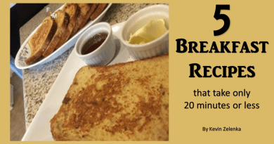 5 Breakfast Recipes That Take 20 Minutes Or Less