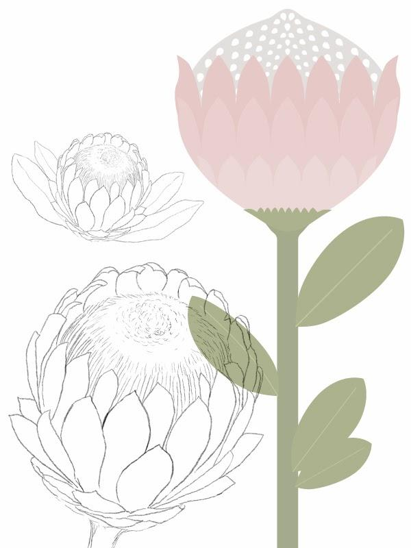 happinessis-scrapbooking-pack-protea-illustrations
