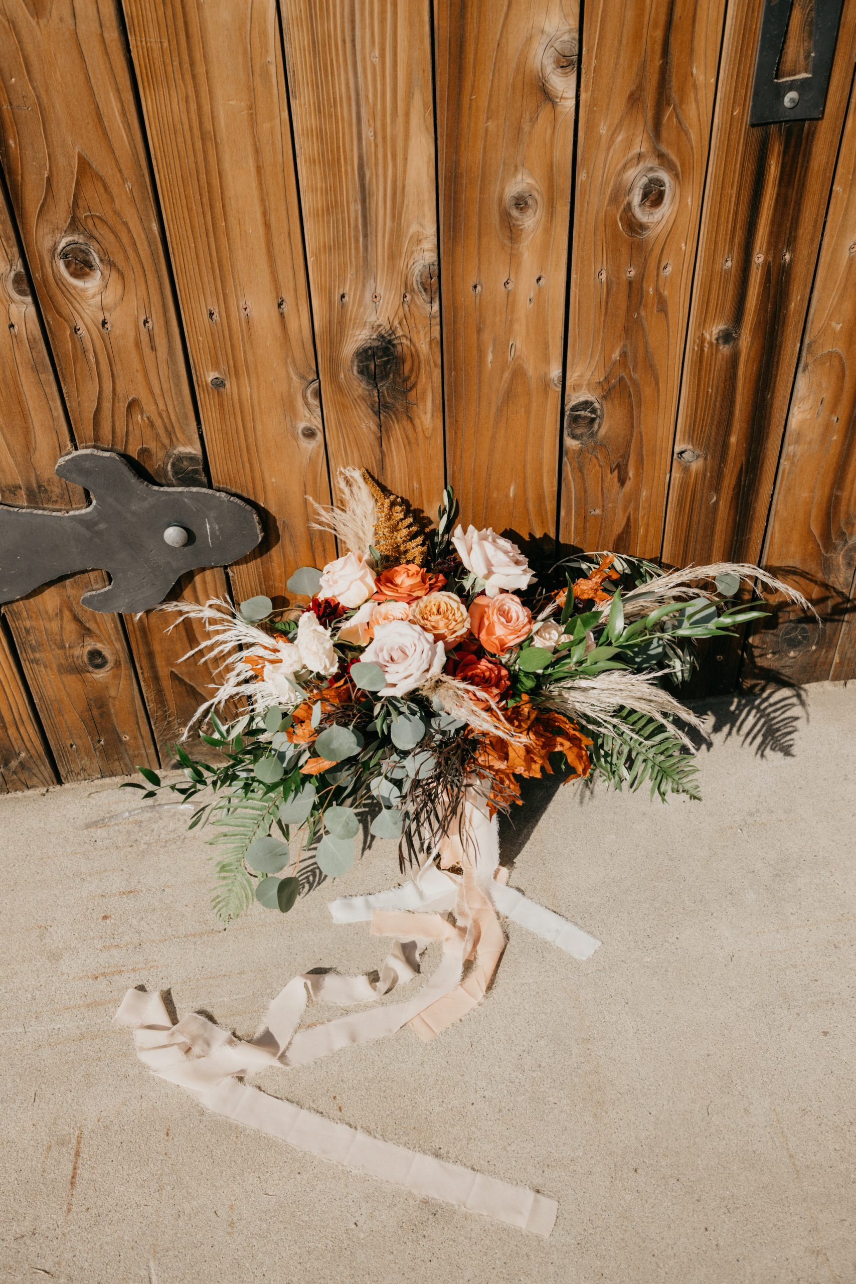 The perfect Summer Wedding Bouquet, image by Fatima Elreda Photo