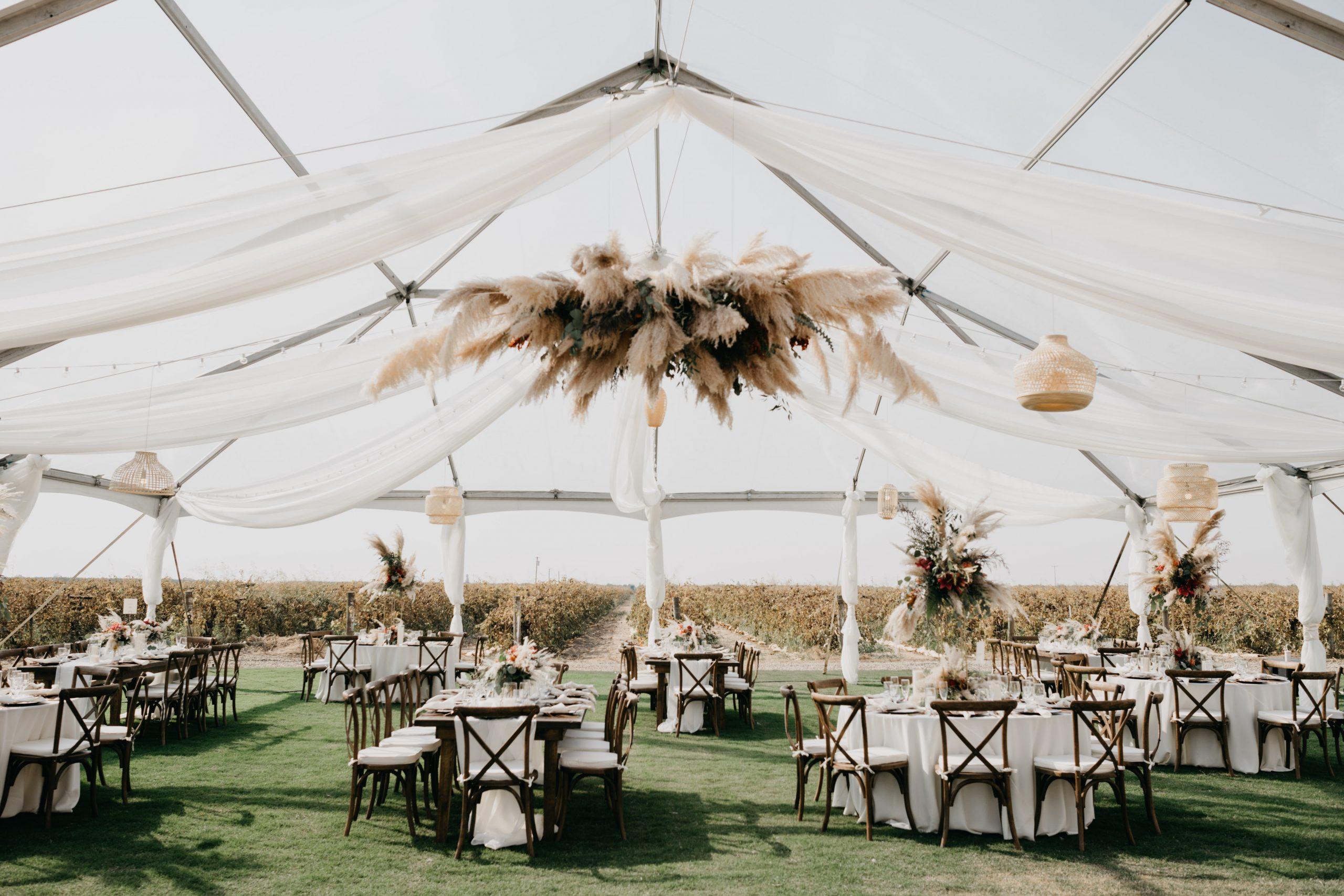 Evanelle Vineyards Wedding image by Fatima Elreda Photo