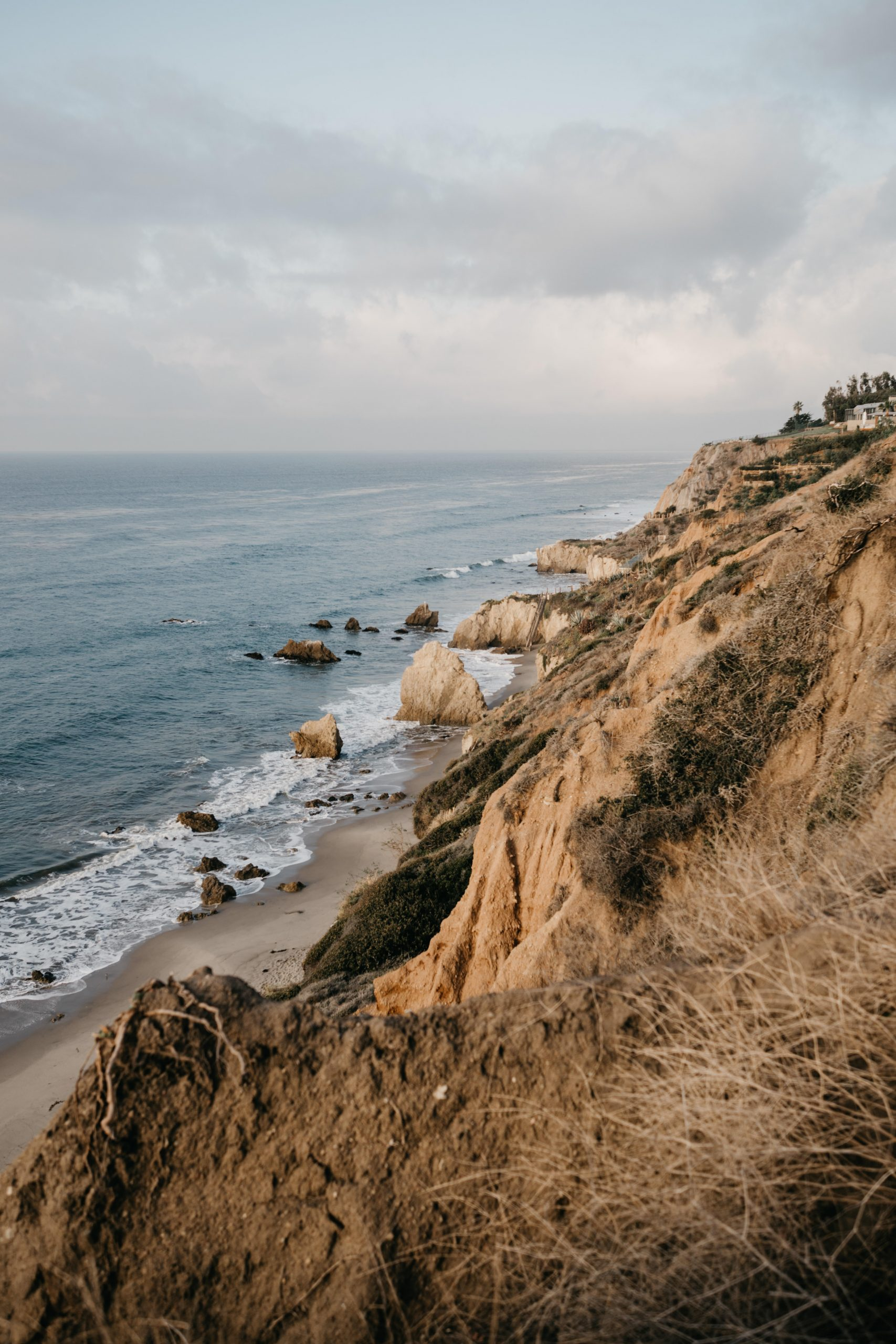 Malibu Coast Phone Wallpaper, image by Fatima Elreda Photo