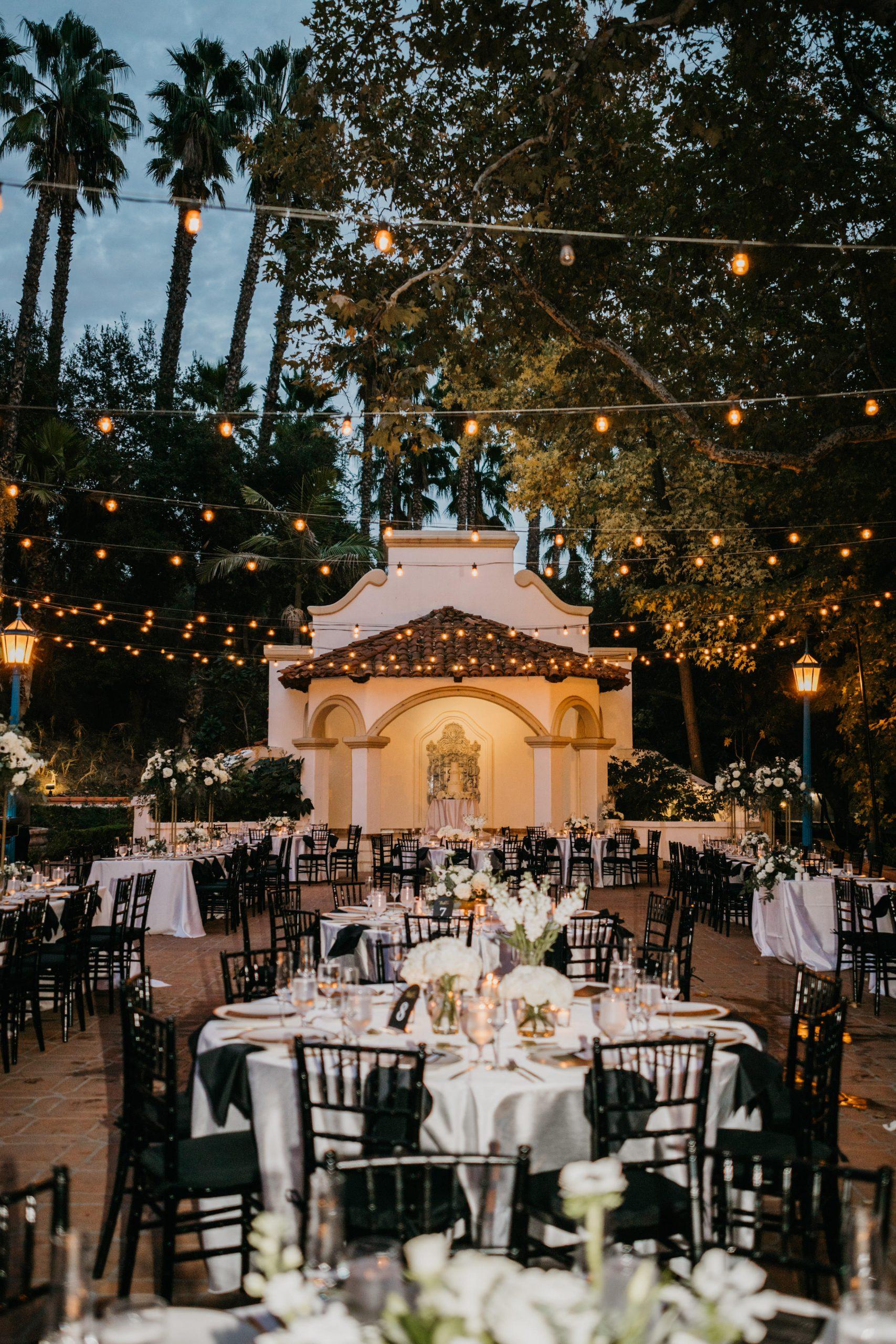 Rancho Las Lomas Wedding Reception, image by Fatima Elreda Photo
