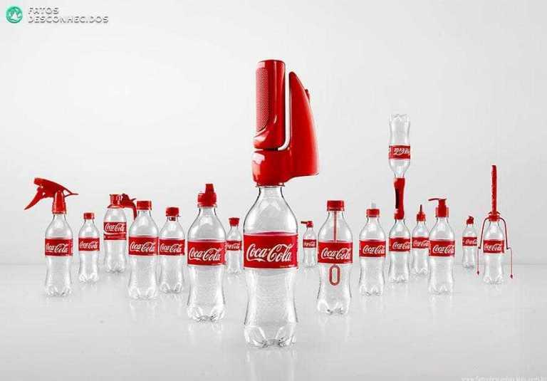 Coca-Cola lança 16 tampas de garrafa com uso alternativo