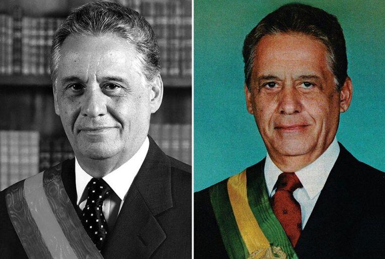 Impressionante: as drásticas mudanças de aparência de presidentes depois de mandatos