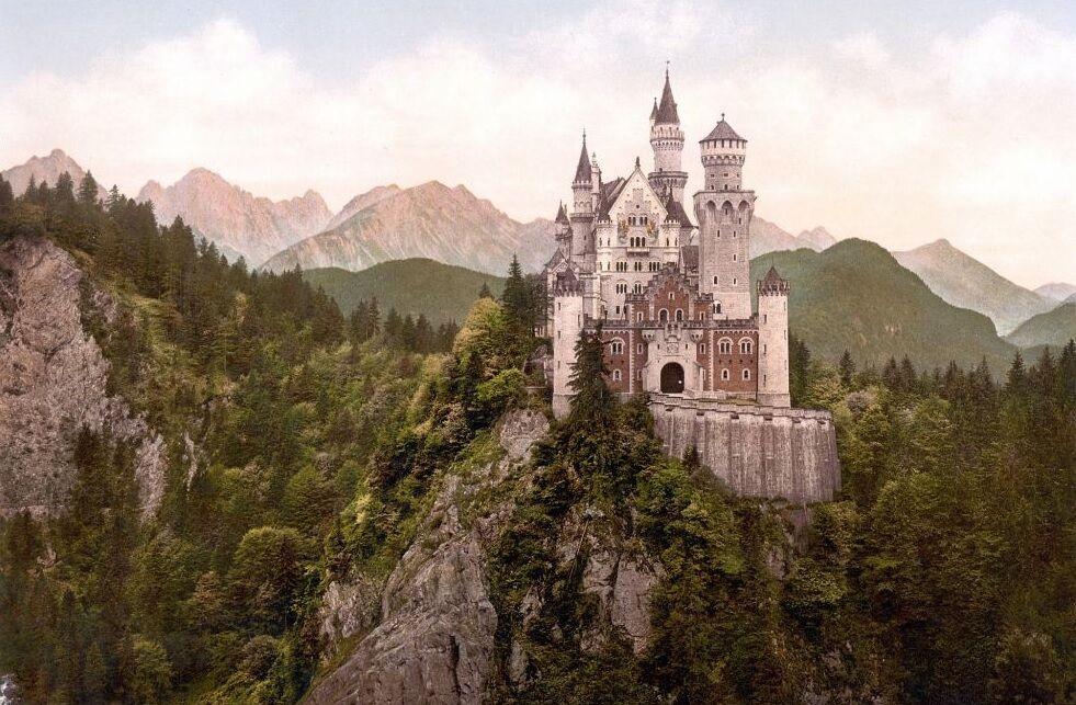 Fascinante! Conheça 10 dos mais incríveis castelos do mundo