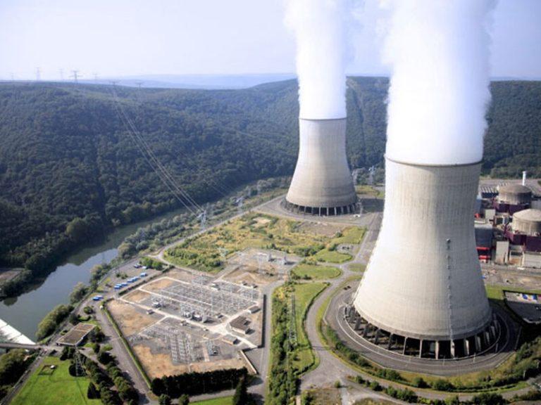 Como é o interior de uma usina nuclear?