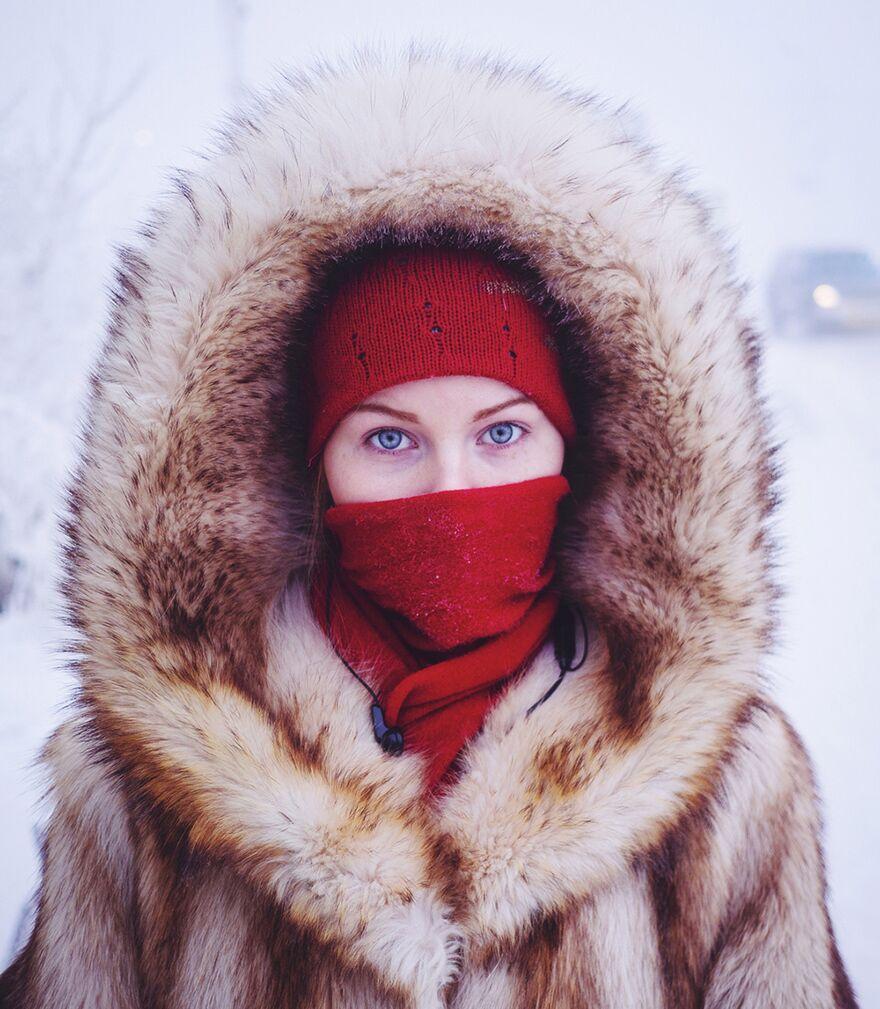 Veja imagens incríveis de Oymyakon, a cidade mais fria do mundo