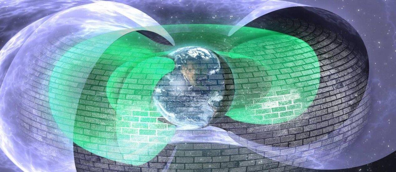 """Cientistas encontram """"escudo invisível"""" a milhares de quilômetros da Terra"""