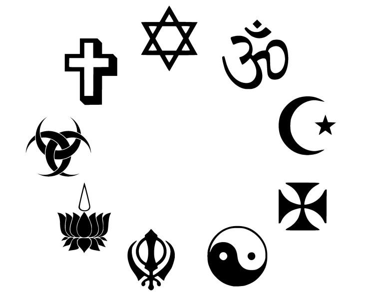 Os 10 mandamentos de cada religião