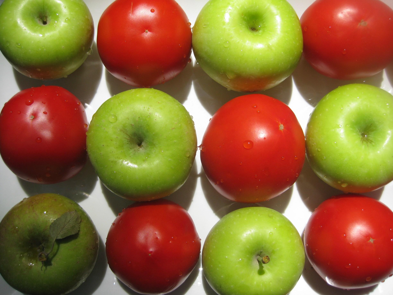 As sementes da maçã e do tomate fazem mal a saúde?