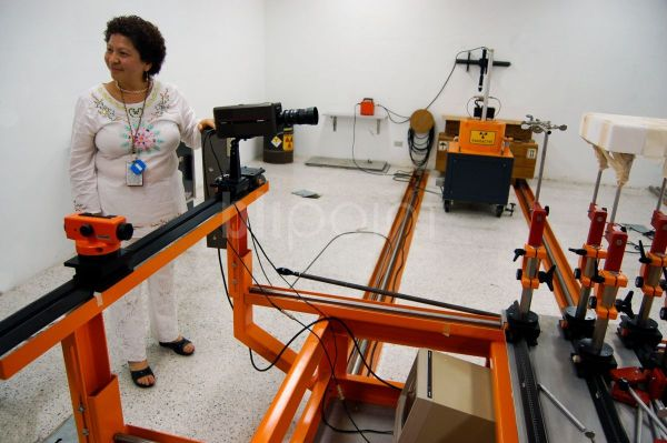 EDIFICIO DE TECNOLOGIA NUCLEAR - IVIC