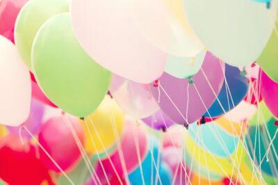 Como encher balões em casa substituindo o Gás Hélio
