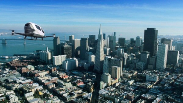 drone-cars-could-fly-between-the-different-levels-of-a-high-rise-building