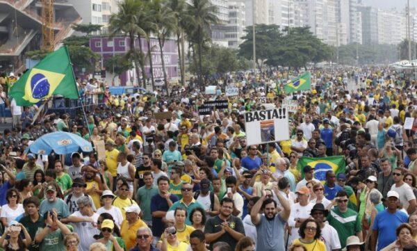 manisfestação