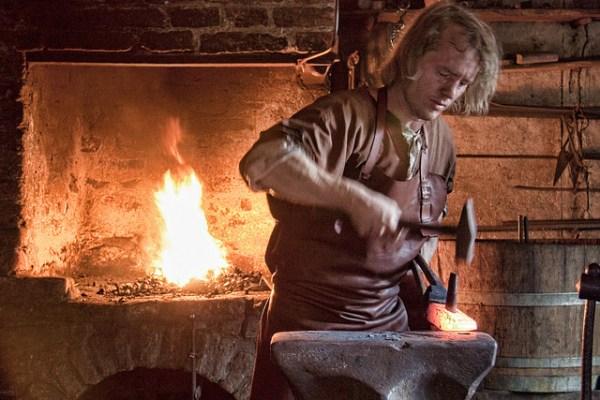 What-did-Blacksmiths-Make