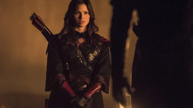 """Arrow -- """"The Climb"""" -- Image AR309a_0324b -- Pictured: Katrina Law as Nyssa al Ghul -- Photo: Cate Cameron/The CW -- © 2014 The CW Network, LLC. All Rights Reserved."""