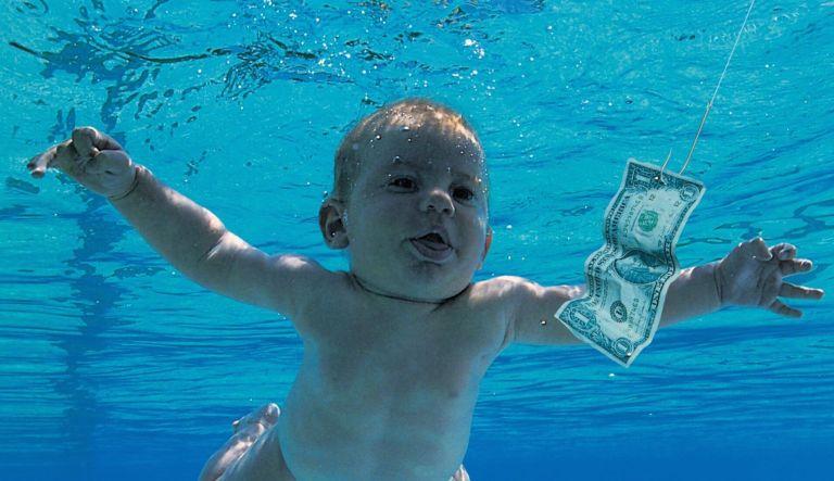 """Por onde anda o bebê que estampou a capa do cd """"Nevermind"""" do Nirvana?"""