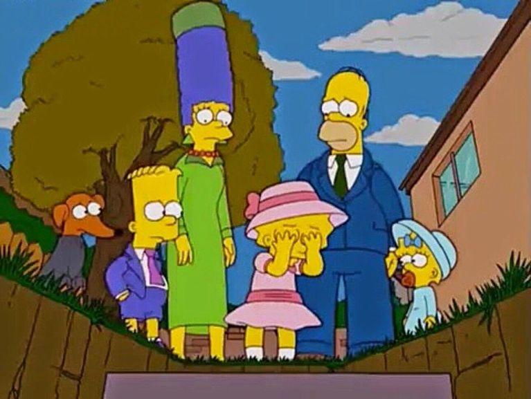 9 momentos que os Simpsons exageraram no humor negro