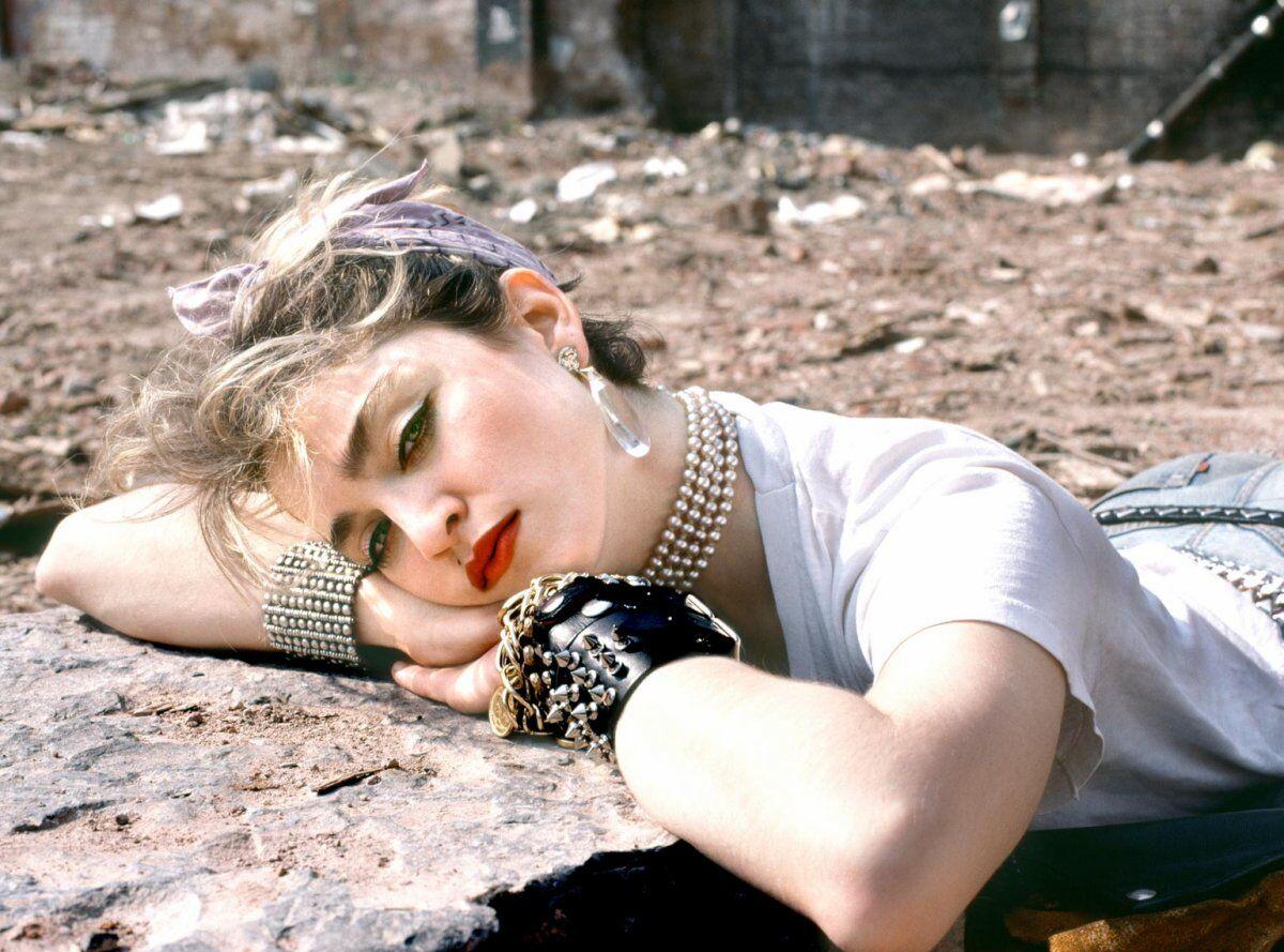 Série de fotografias mostra Madonna antes da fama