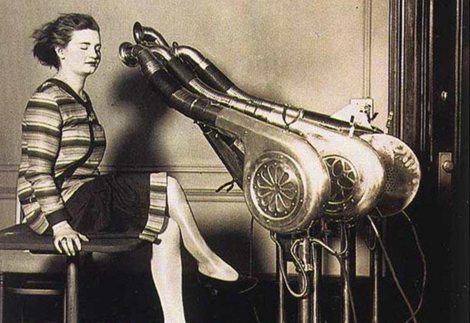 Como eram as tecnologias do passado, que deram início a muitas coisas que conhecemos hoje?