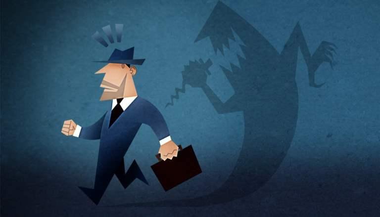 11 dos piores pesadelos para quem é paranoico