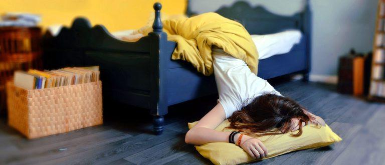 Conheça 8 posições para dormir e seus efeitos para a saúde