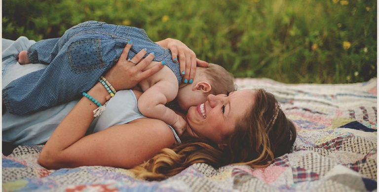 10 coisas que sua mãe nunca te contou sobre ser mãe