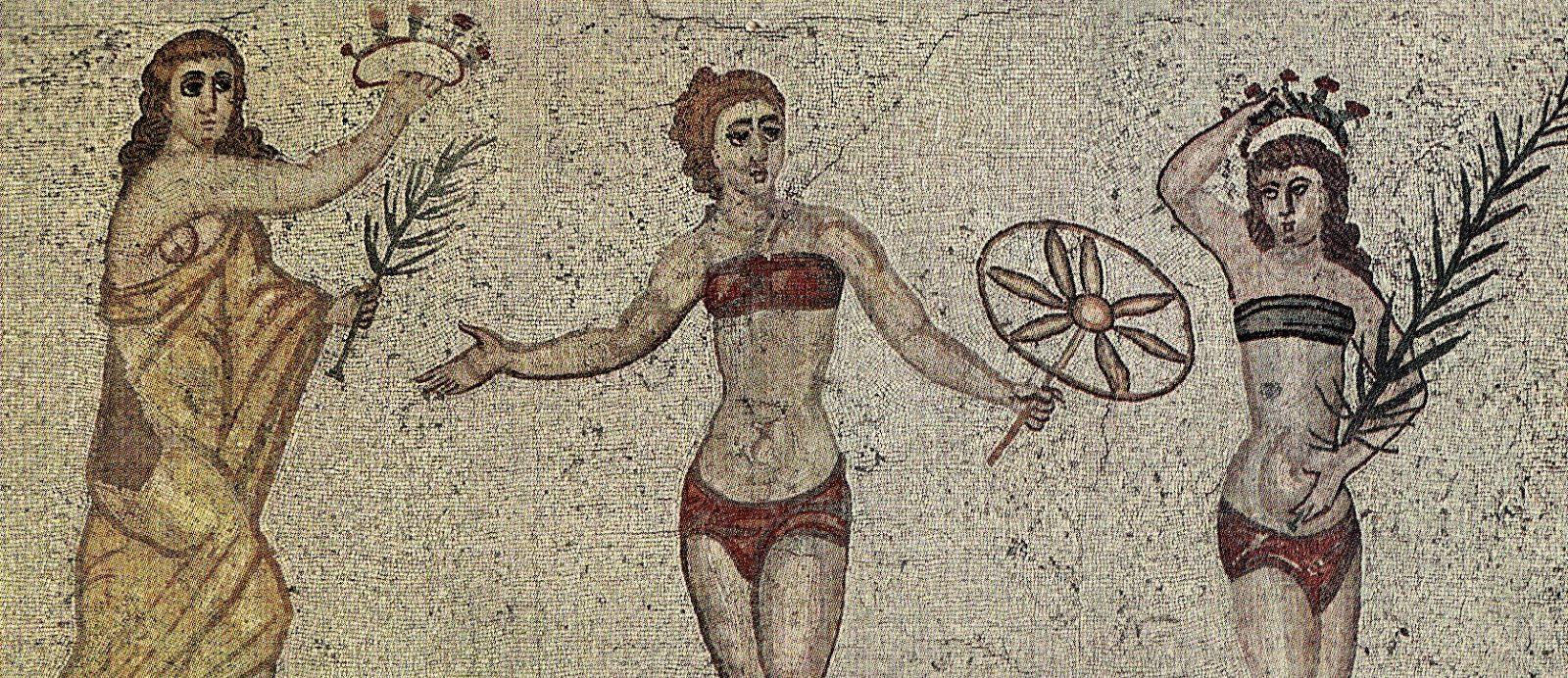 Como eram as roupas íntimas na antiguidade?