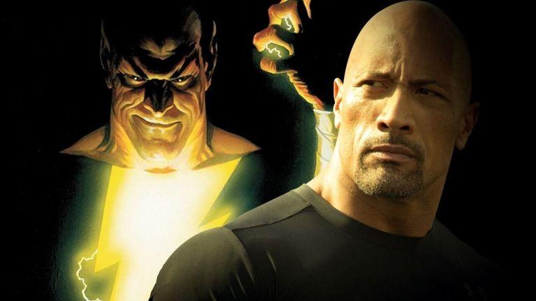 The Rock pode ganhar seu próprio filme da DC
