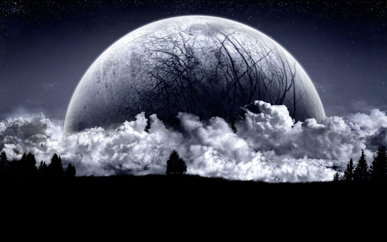 O que aconteceria com a Terra se a Lua fosse destruída?