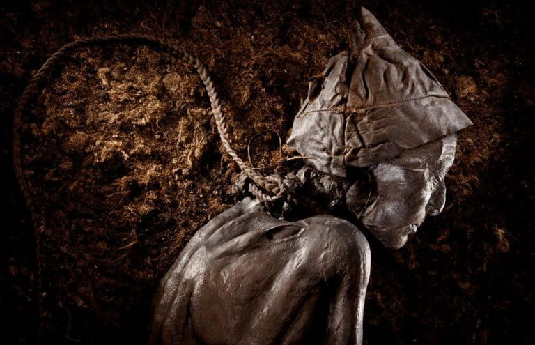 O mistério dos corpos de mais de 2 mil anos encontrados em pântanos da Dinamarca