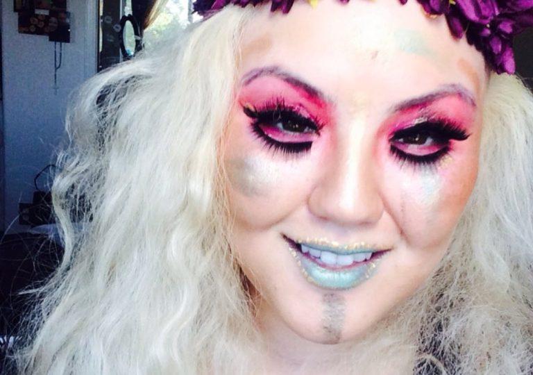14 imagens que mostram como NUNCA usar maquiagem