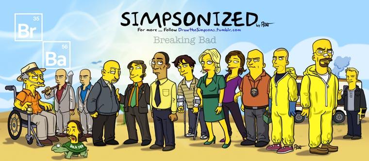 Simpsonized Pop Culture By ADN 9, Fatos Desconhecidos