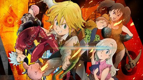 The Seven Deadly Sins – Netflix libera trailer dos novos episódios do anime