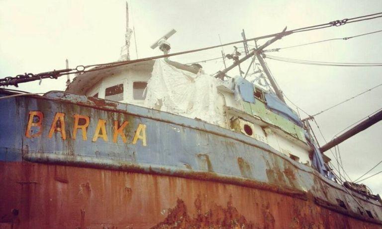 Pescadores encontram 'navio fantasma' no Maranhão e ninguém consegue explicar o mistério