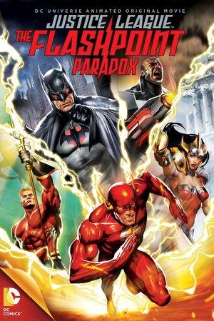 Justice League   The Flashpoint Paradox, Fatos Desconhecidos