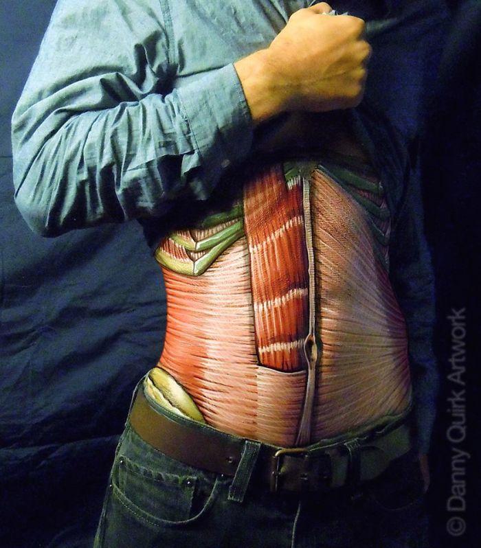 Anatomical Body Paintings Danny Quirk 10 58b7ce17d374e  700, Fatos Desconhecidos