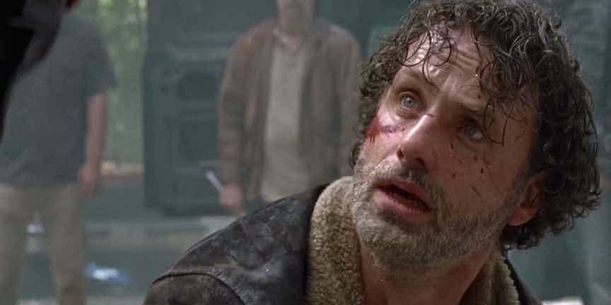 The Walking Dead Tv Broken Rick, Fatos Desconhecidos