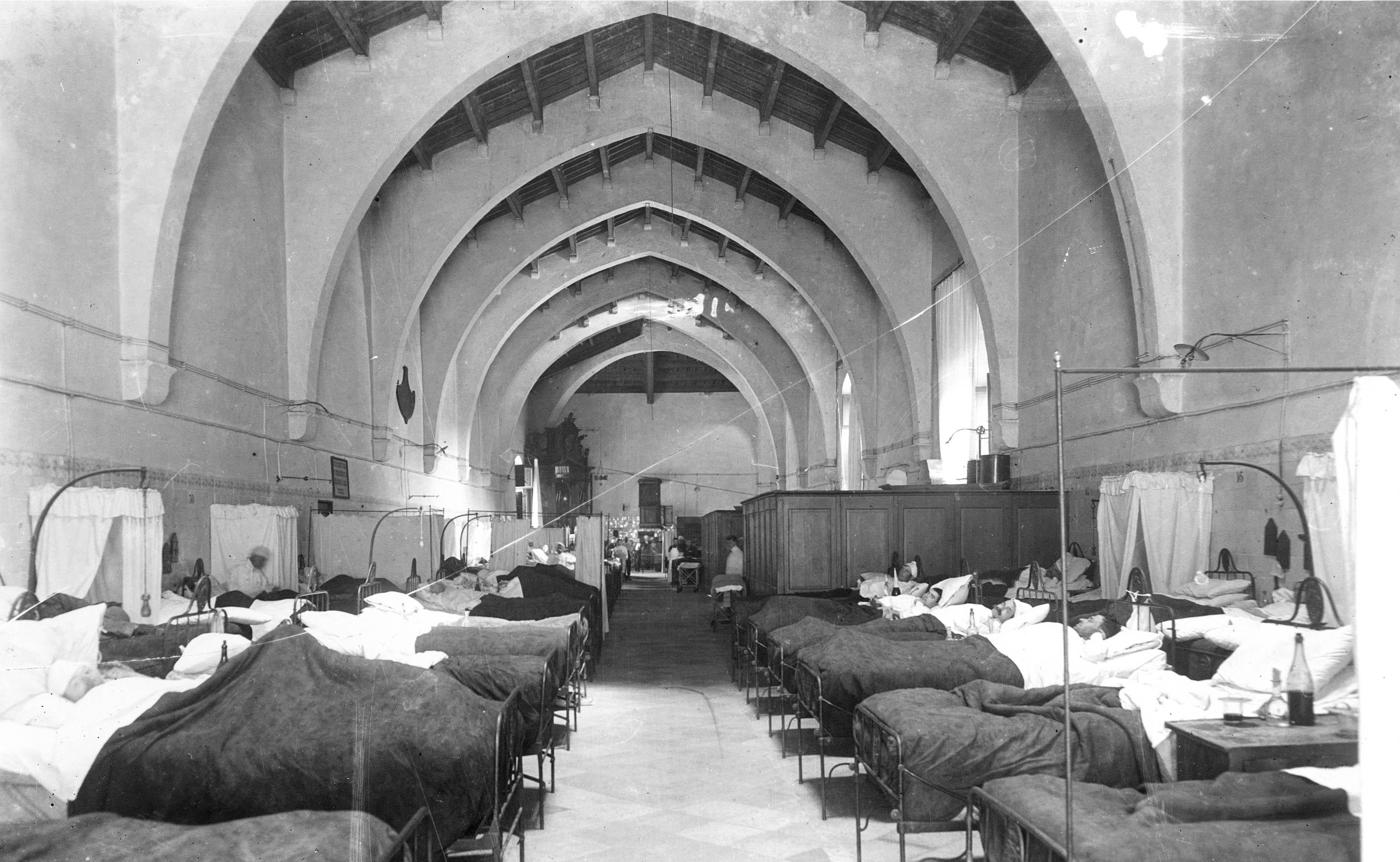 7 imagens que mostram como eram os hospícios antes da medicina moderna