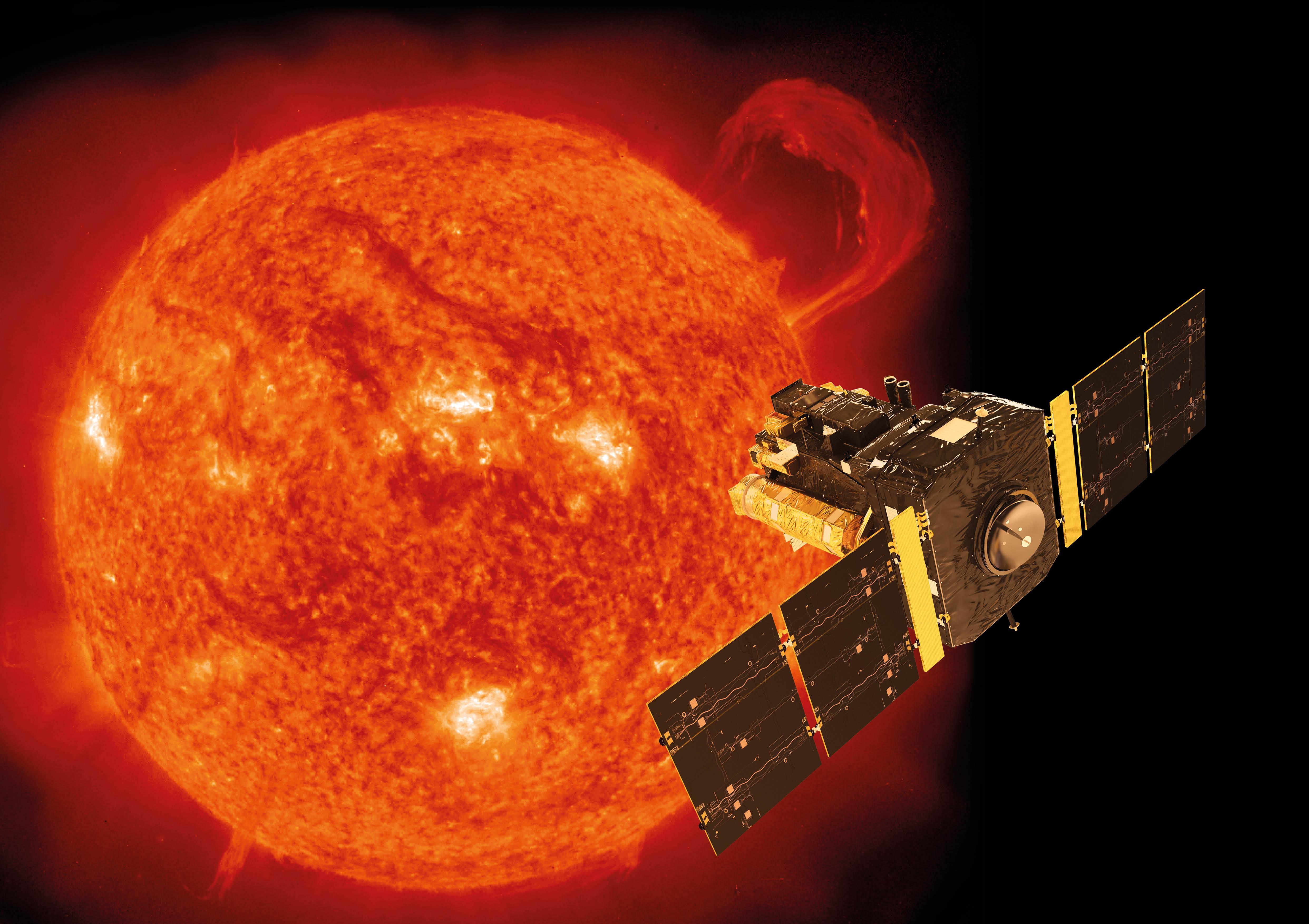 De acordo com a Nasa, em breve, 'encostaremos' no Sol
