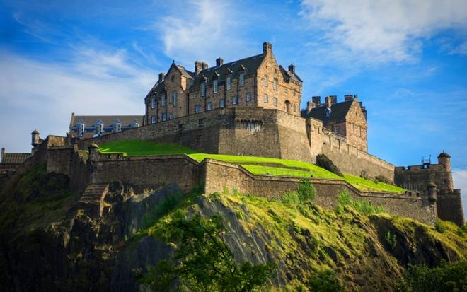 Castelo De Edimburgo Escocia 2, Fatos Desconhecidos