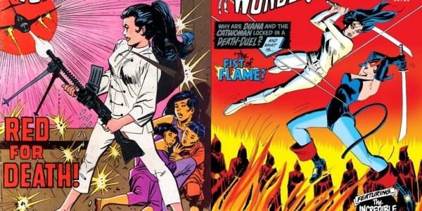 Mod Wonder Woman White Jumpsuit 600x300, Fatos Desconhecidos