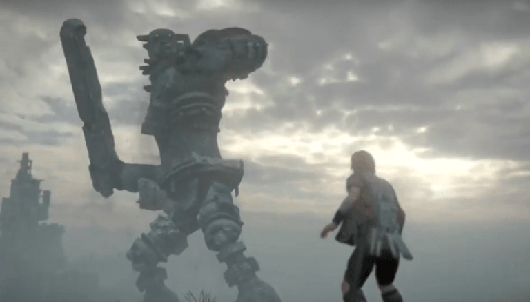 Shadow of the Colossus – Game ganhará remake para PS4!