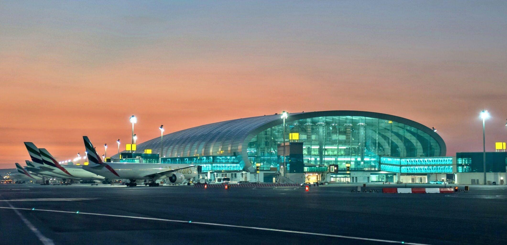 15 aeroportos tão magníficos que são verdadeiros pontos turísticos